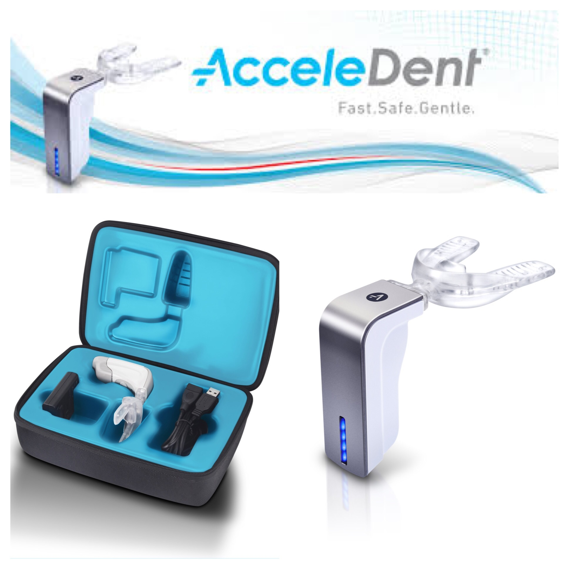 straight teeth faster with acceledent wayland ma